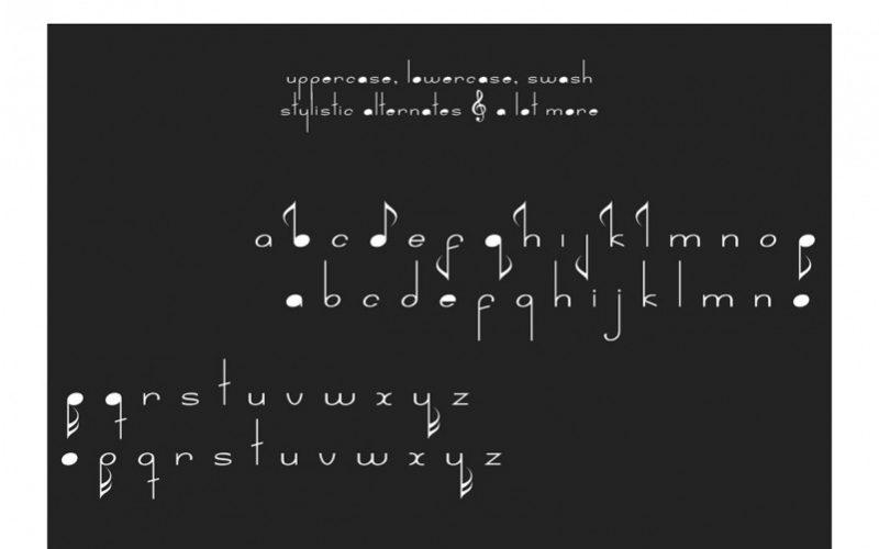 Nada Free Font-3