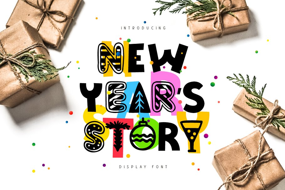 New Year's Story-1