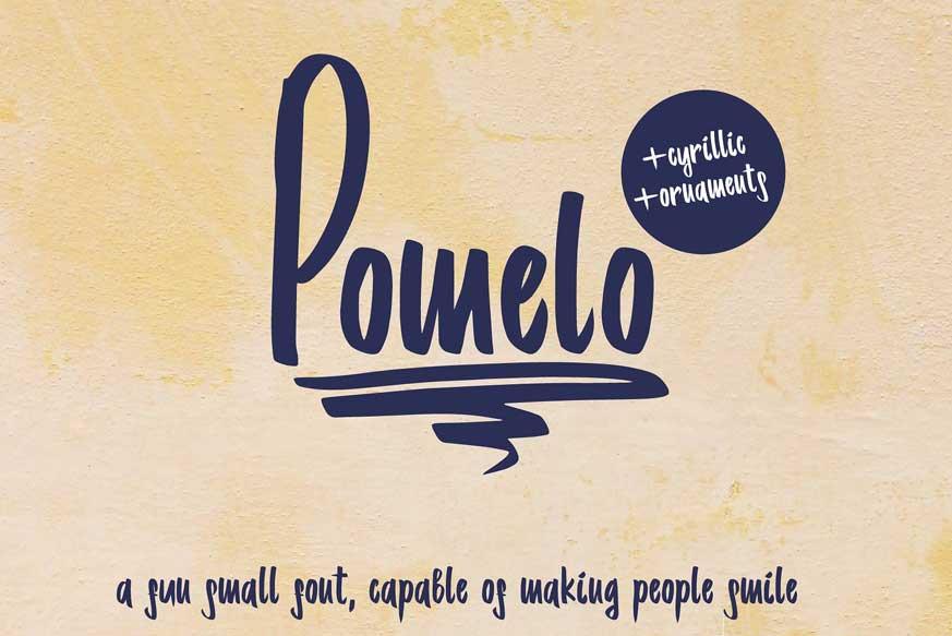 Pomelo Font-1