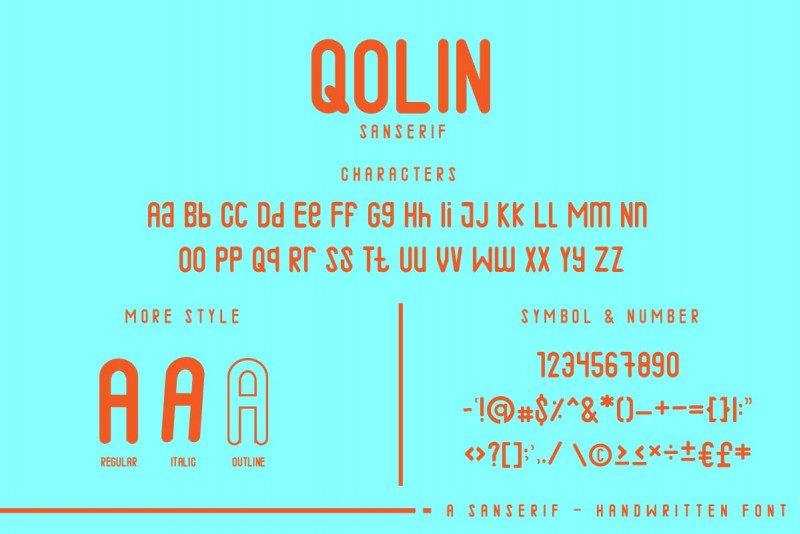 Qalin Font Duo-4