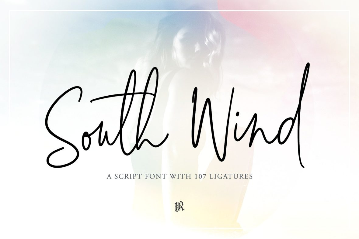 South Wind Font-1