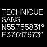 Technique Sans Serif Font