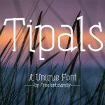 Tipals Font