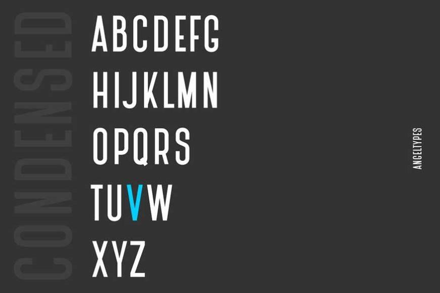 Angel Types Dual Font-3