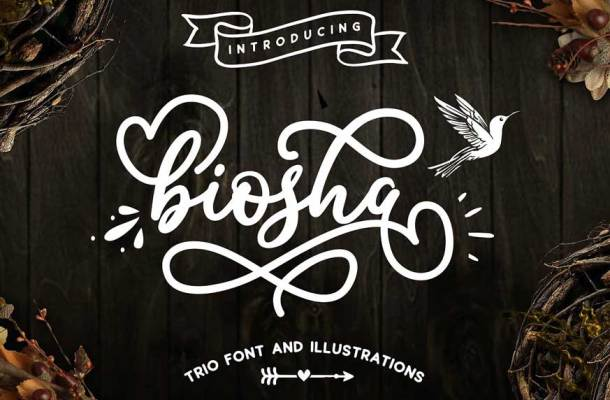 Alex Brush Font Free - Dafont Free