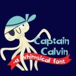Captain Calvin Font