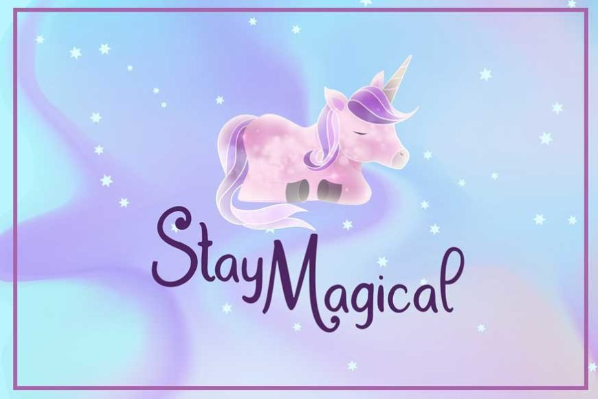 Dream Unicorn Handwritten Font-2