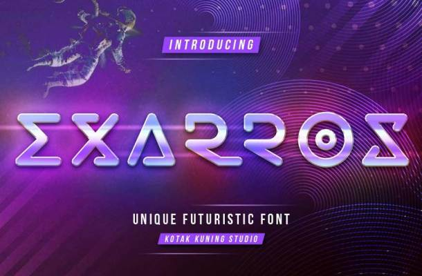 500+ Best Free Display Fonts of 2019 - Dafont Free