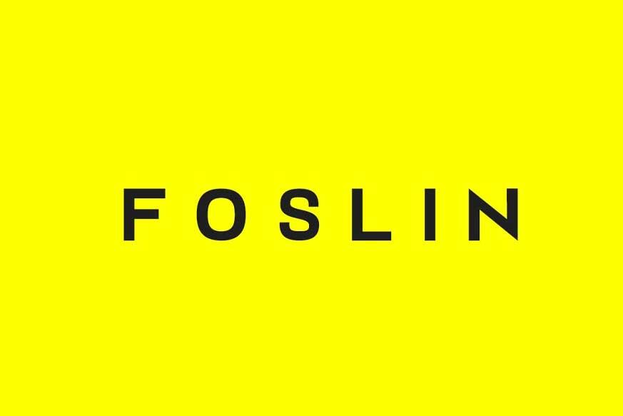 FOSLIN Minimal Sans Serif Font-1