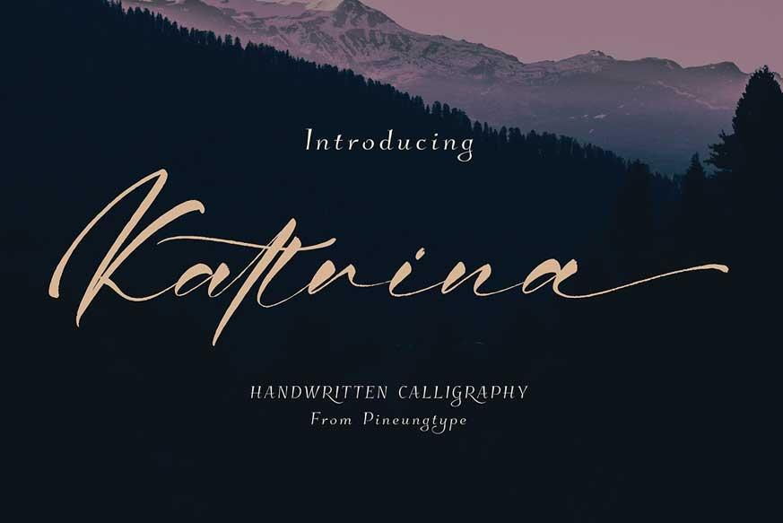 Kattrina Font-1
