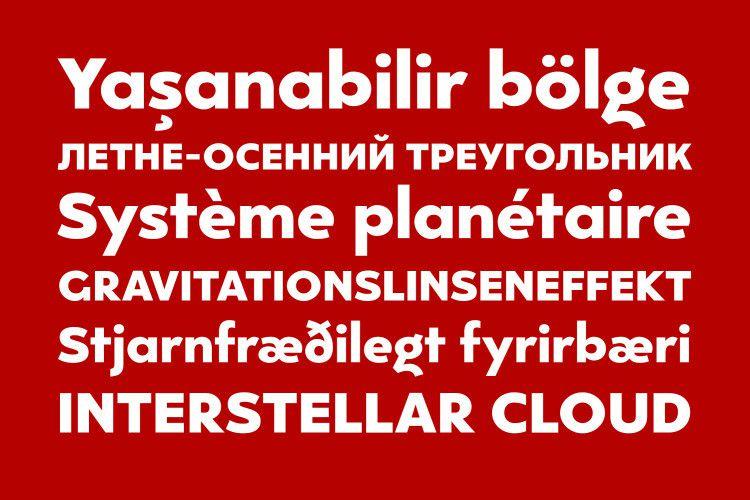 Kepler 296 Sans Font-3