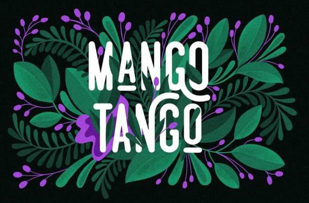 Mango Tango Font