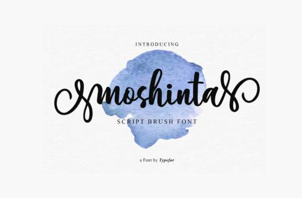 Moshinta Font