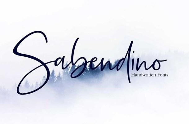 Sabendino Font