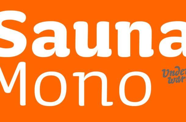 Sauna Mono Pro Font Family