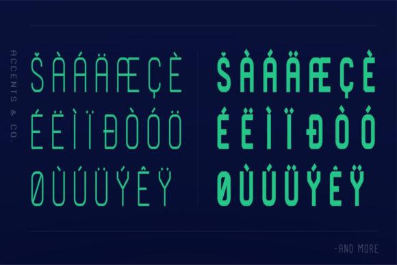 Shkoder 1989 Free Font-2