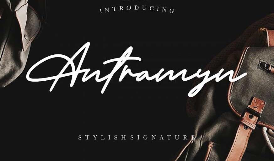Antramyn Stylish Signature-1