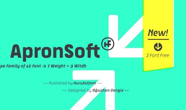 ApronSoft Font