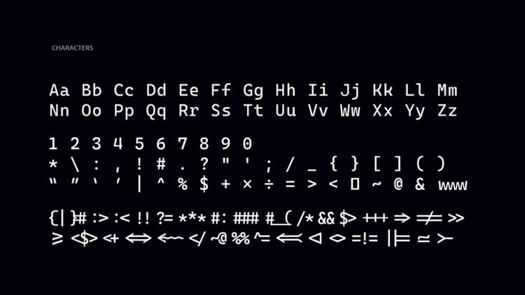 Cascadia Code Font-2