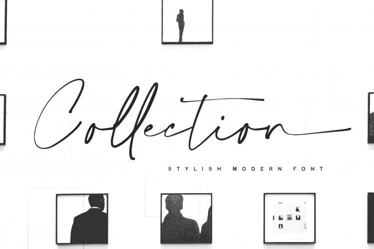 Collection Handwritten Font-1