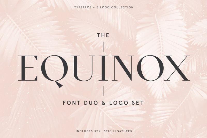 Equinox Font Duo-1