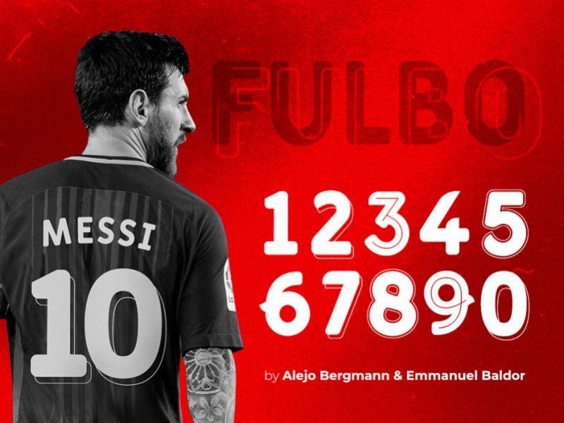 Fulbo Typeface-1