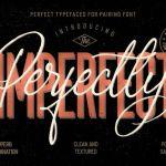 Imperfecta Sans Font