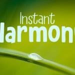 Instant Harmony Font