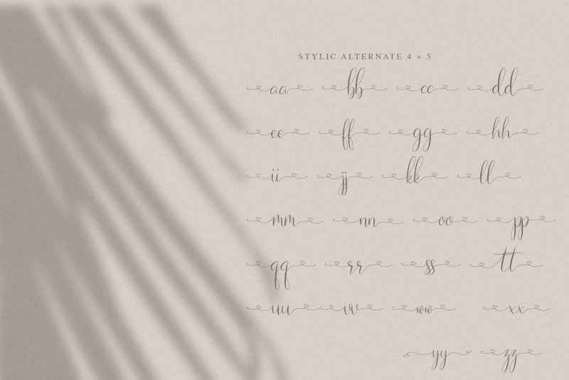 Naibacarte Script Font-4
