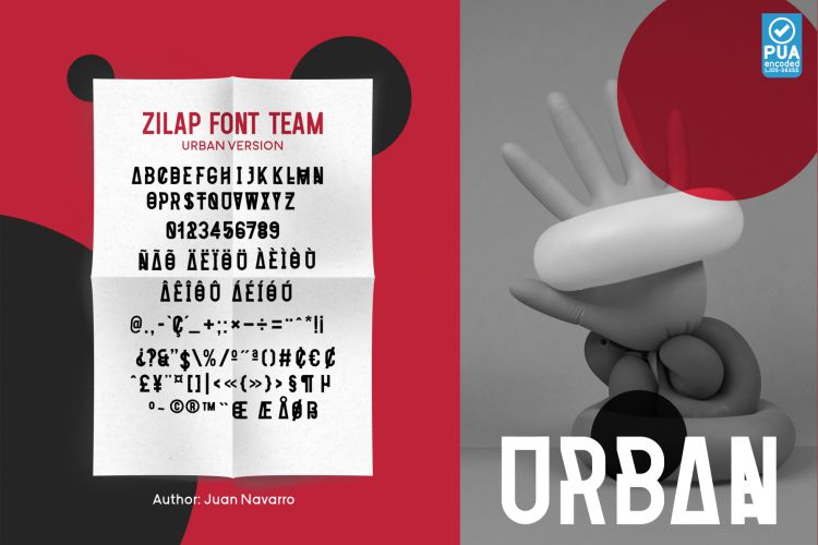 Zilap Font Team-2