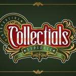 Collectials Typeface