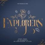 Explorers Font