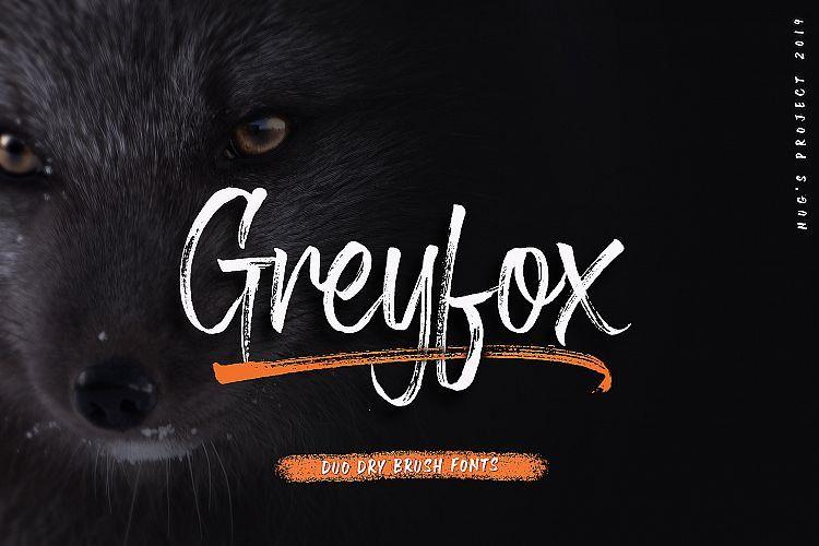 greyfox-brush-font-1