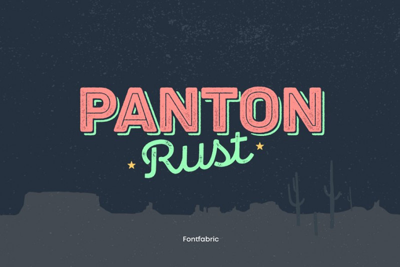 panton-rust-font-family-1
