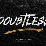 Doubtless Font