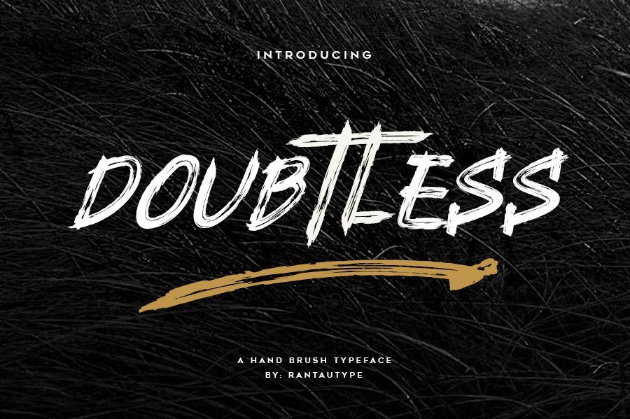 Doubtless Font-1