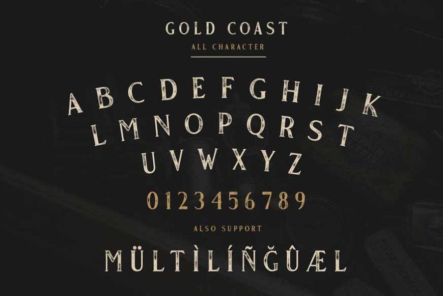 Gold-Coast-Font-4