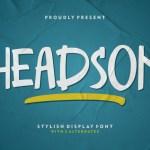 Headson Font