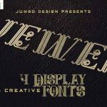 Jewel Display Font