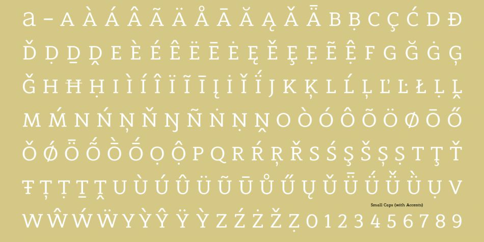 Modum Font-3