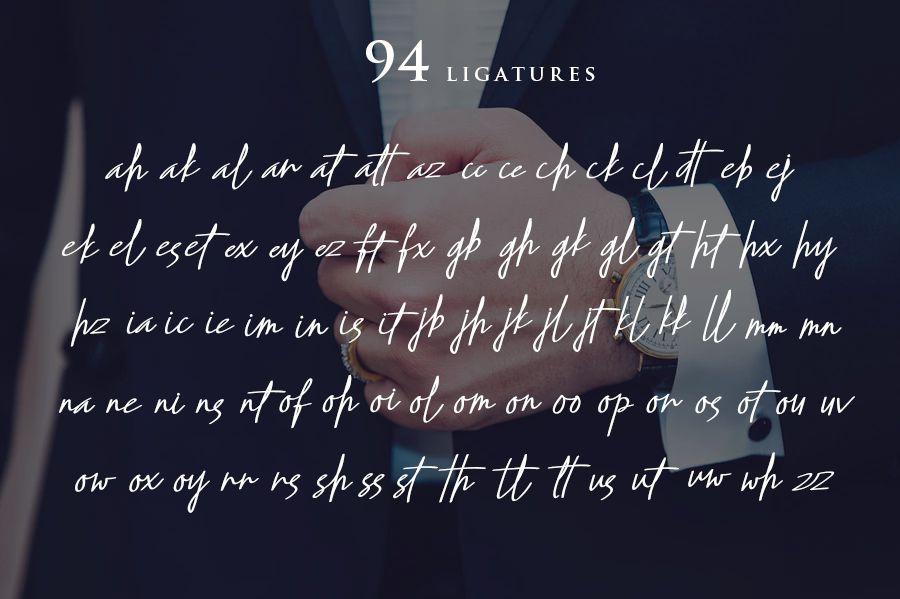 Northrow Font-3