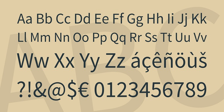 Source Sans Pro Font Family-3
