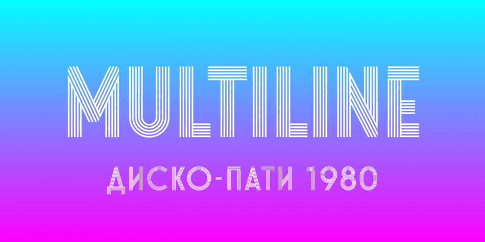 Stereonic Font Family-3