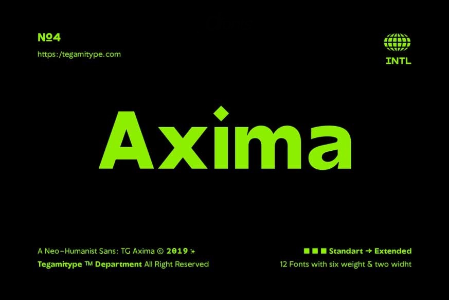 TG-Axima-Font-Family