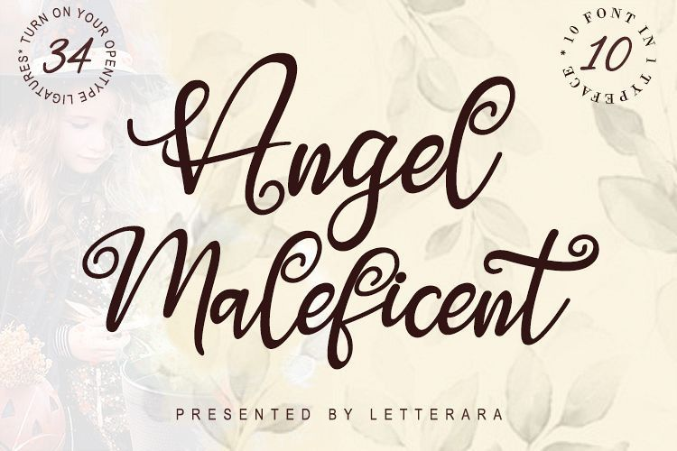 angel-maleficent-font-1