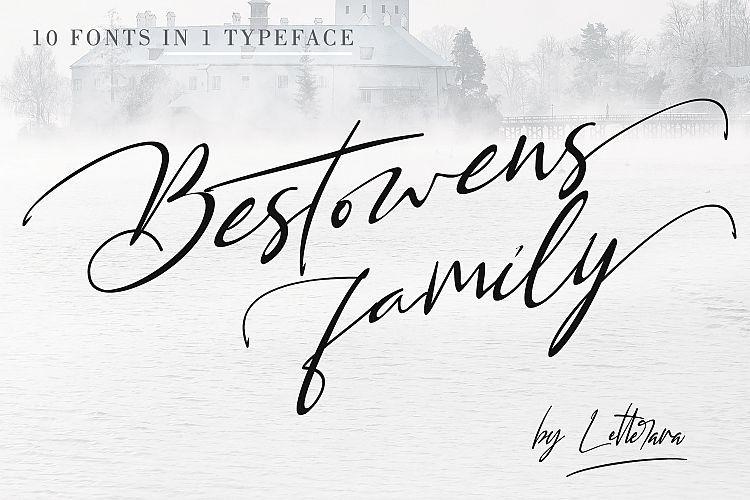 bestowens-family-font-1