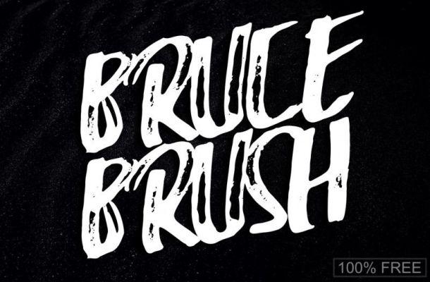 Bruce Font
