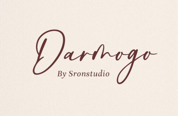 Darmogo Script Font