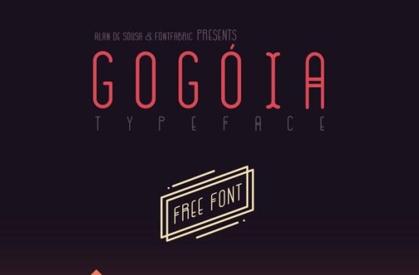 Gogoia Font Free