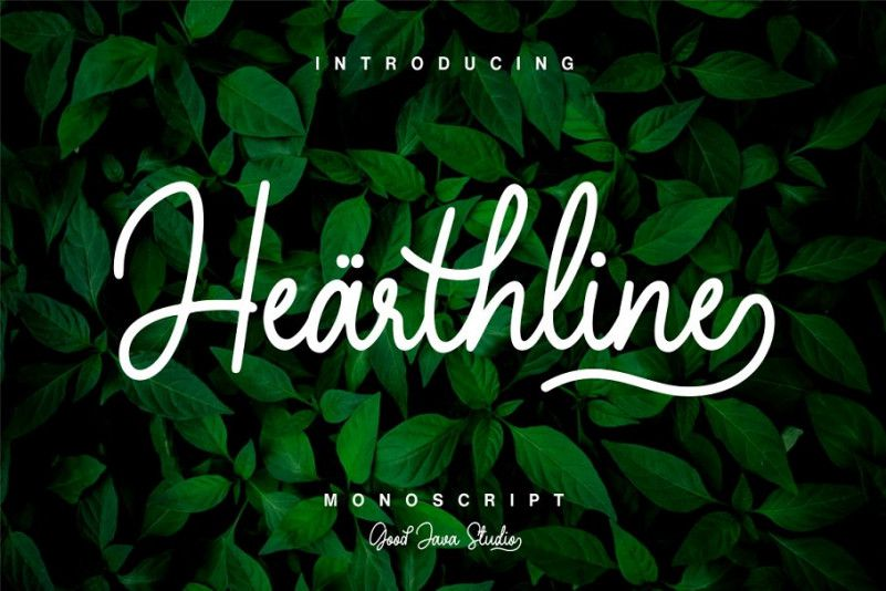 hearthline-script-font-1